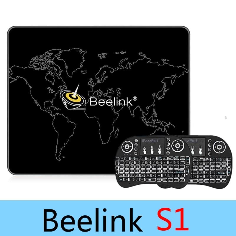 Beelink S1 Windows 10 Mini PC Intel N3450 4GB / 8GB RAM 64GB ROM Bluetooth 4.0 5GHz WiFi Support VGA HDMI 1.4 USB 2.0 new intel core i3 7100u i5 7200u fanless intel skylake mini pc intel hd graphics 620 4k hdmi vga usb3 0 sd card desktop computer