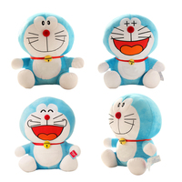 40cm Stand By Me Doraemon Plush Toy Doll Cat Kids Gift Baby Toy Kawaii Plush Anime