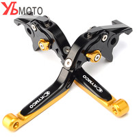 CNC brake lever clutch For KYMCO DownTown 350 300i Xciting 250 CK250T 300 CK300T ABS 400 500RI S400 K XCT 300 NIKITA 200/300I