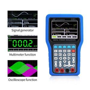 Image 4 - New Handheld Oscilloscope 1/2 Channels 250/500 MSa/s 50/70/80MHz 8bits Oscilloscope JDS3072E Jinhan JDS3082A JDS3051A