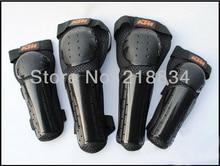 Free Shipping New Ktm 4pcs/pair Motorcycle / Bike / SUV brace knee elbow