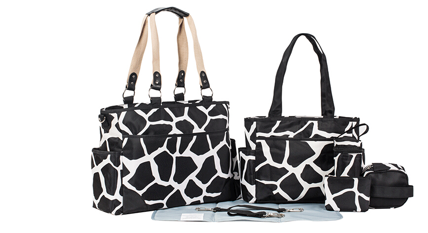 buy 1 get 7 Multifunctional Fashion Mummy bag large capacity Baby Diaper Bags for Mom Nappy Mummy Maternity Handbag baby bag nappy large capacity mummy bag 5pcs set multifunctional fashion ducks prints baby travel shoulder bag handbag for pregnant women