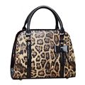 Женщины сумочка кожа pu сумка мода сумка почтальона сумочки сумки-Темно-леопард