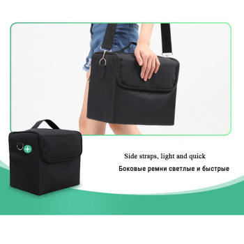 High Quality Professional Makeup Cosmetic Bag Large Capacity Storage case Multilayer Suitcase 3