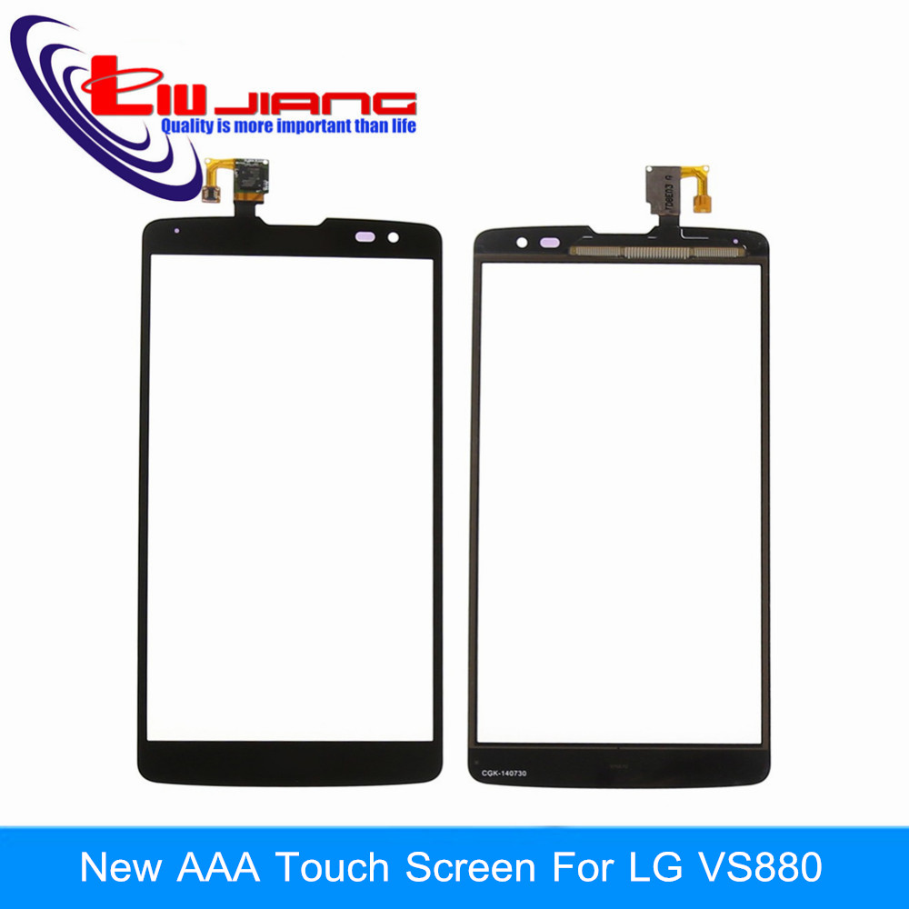NEW A For LG VS880 Digitizer Touch Screen Panel Sensor Lens Glass Replacement