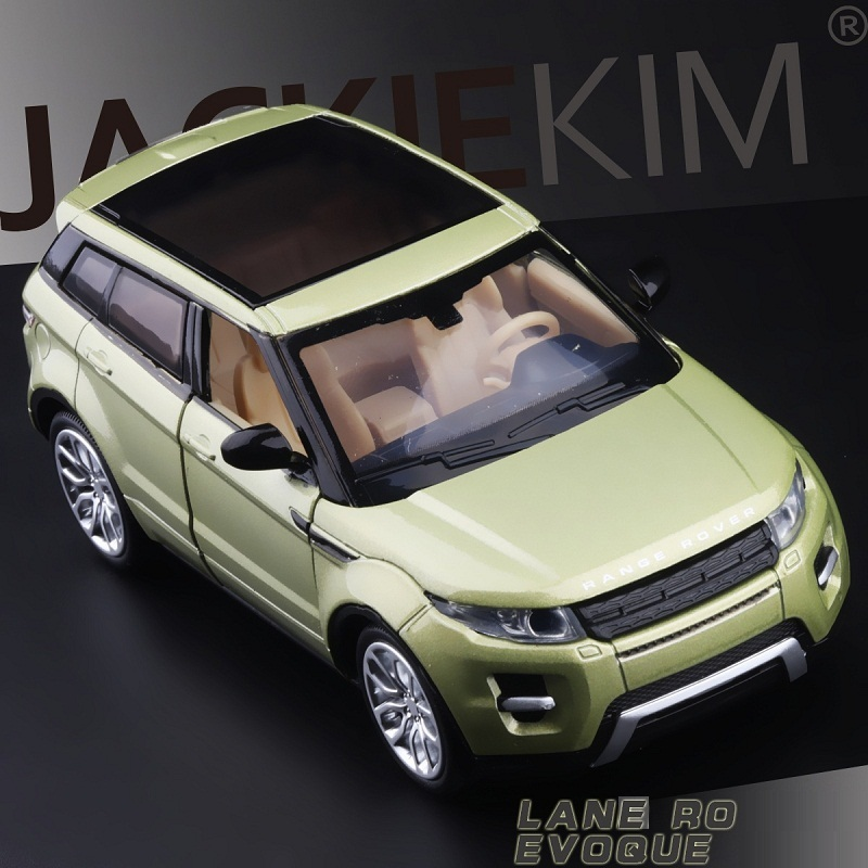 High Simulation Exquisite Diecasts&<font><b>Toy</b></font> Vehicles: Caipo <font><b>Car</b></font> Styling Evoque Off-Road SUV 1:32 Alloy Diecast SUV Model <font><b>Toy</b></font> <font><b>Car</b></font> image