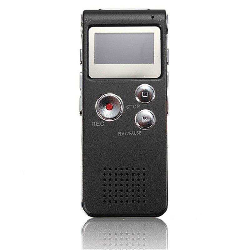 Melhor 8 GB Mini Digital Audio Gravador