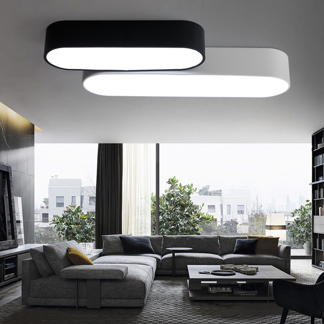 Moderne Creatieve LED Plafondverlichting factory Outlet plafondlamp ...