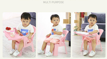 Baby dinner table dining-chair 1
