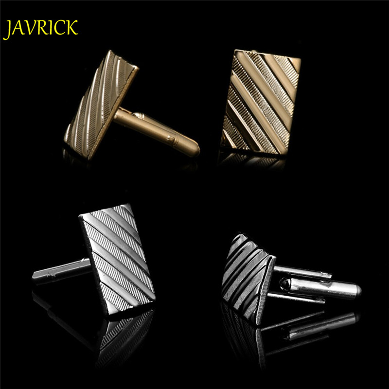JAVRICK Stainless Steel Silvery Vintage Jewelry Wedding Gift Men's Cuff Links Cufflinks for Wedding Best Man Usher New usher usher 8701