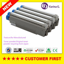 New Compatible for OKI C801 C821 Toner Cartridge for Okidata C801 C821 etc.