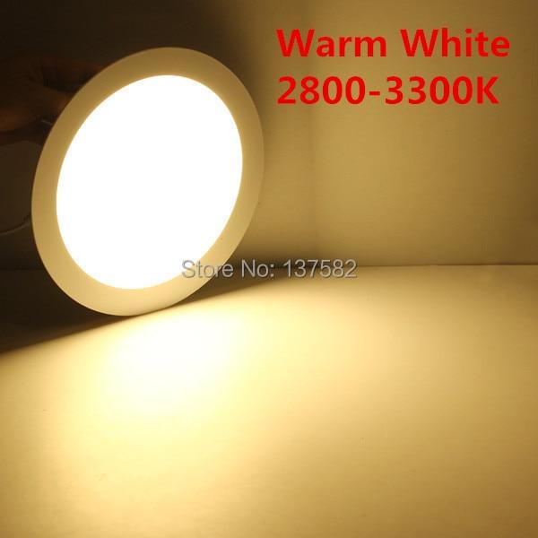 Pode ser escurecido LED Downlight 3 W