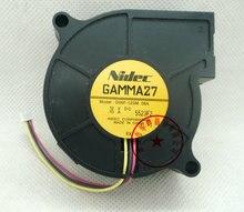 New Original Nidec D06F-12SM 08A 12V 0.1A 60*60*25MM 6cm Projector cooling fan Blower