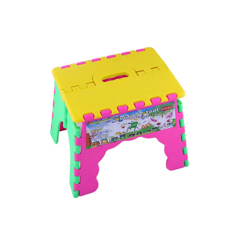 Portable Outdoor sports Child Kids Folding C&ing Picnic Step Stool Plastic Foldable Chair Gift for Kid  sc 1 st  AliExpress.com & Popular Step Stool Kids-Buy Cheap Step Stool Kids lots from China ... islam-shia.org