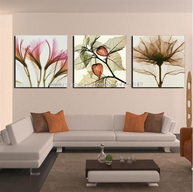 3 panels free shipping living room decorative canvas oil painting rh aliexpress com