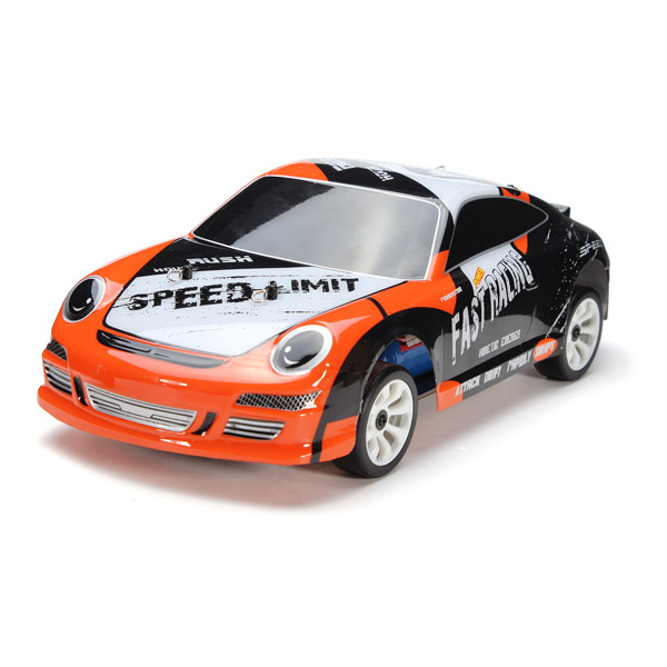 ФОТО Activity Wltoys A252 1/24 RC Racing Car 4WD Drift Remote Control Toys Car With 7.4V 500mAh lithium Battery RTR
