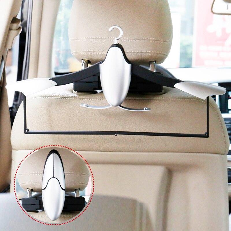 JOYART Auto Back Seat Accessories Foldable Car Coat Suit Hanger