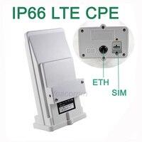 Бесплатная доставка! YF P11 открытый 4G маршрутизатор CPE точка доступа мост LTE 150 м с 8dbi Встроенная антенна