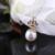 DOUBLE-RING 2016 Projeto Da Coroa de Pérolas Pingente Principal Pedra Charme Pingentes Mulheres 925 jóias de Prata Fina CASP00913A