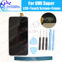 UMI Super LCD Display Touch Screen Digitizer Frame Assembly 100 Original New LCD Touch Digitizer For