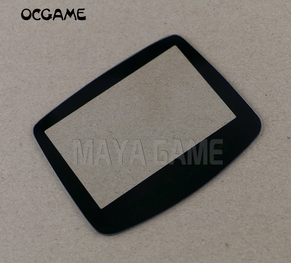 New Lens Screen Protector Cover Replacement for Nintendo Game Boy Advance for GBA Console Game 30pcs/lot