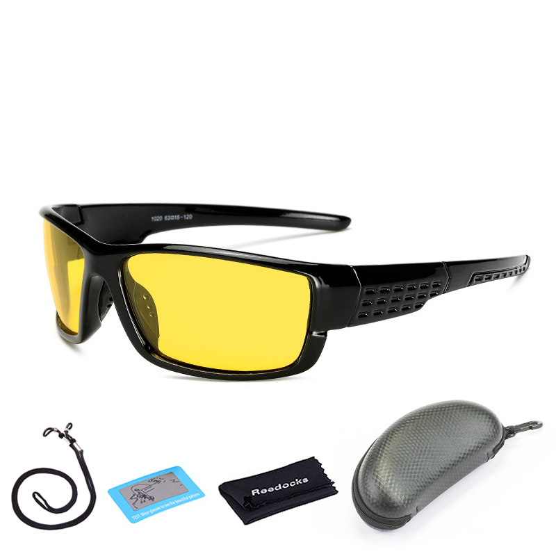 d948408796 Reedocks New Sunglasses Men Polarized Sport Fishing Glasses Women ...