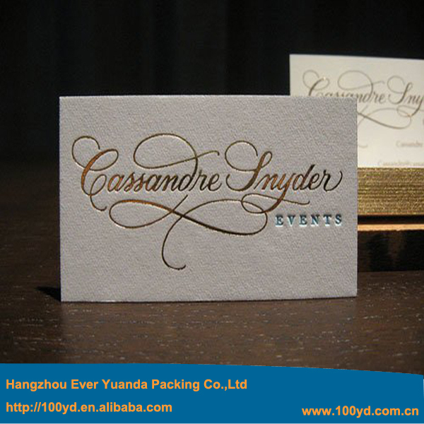 Online Get Cheap Letterpress Business Card Printing -Aliexpress ...