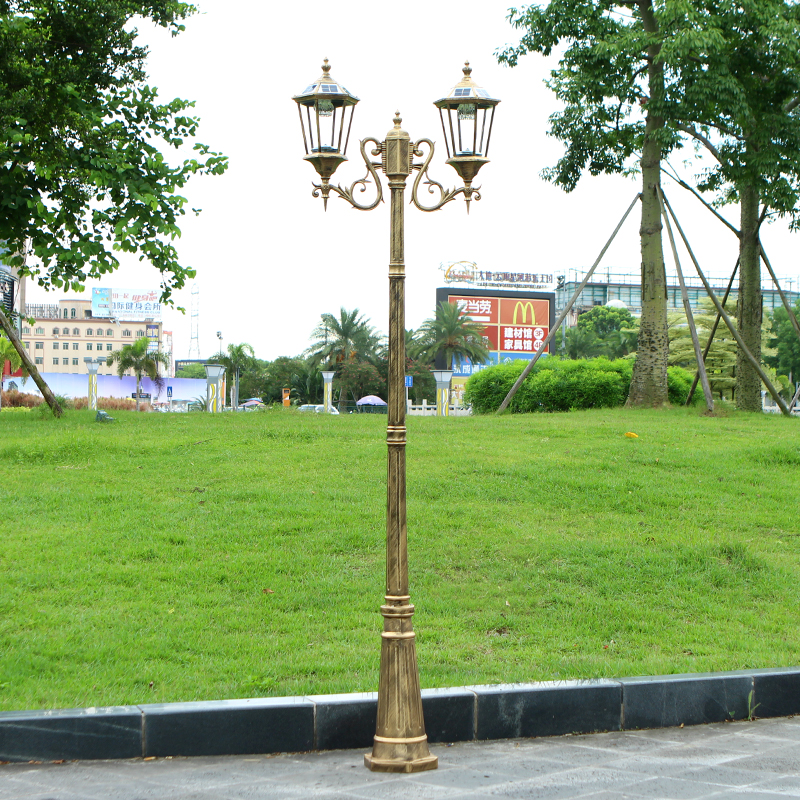 Superbe Decoration Cast Aluminum Garden Lighting Pole For Garden Lamp Post In  Pathway In Solar Lamps From Lights U0026 Lighting On Aliexpress.com | Alibaba  Group