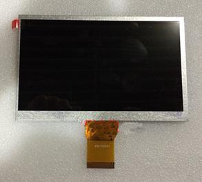 7,0 дюймовый 50-контактный ЖК-экран TFT KX0705001