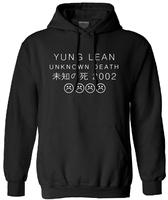 UNG LEAN UNKNOWN DEATH Sad Boys Sweatshirt Men Cotton Long Sleeve Autumn Male Tracksuit Drake Man