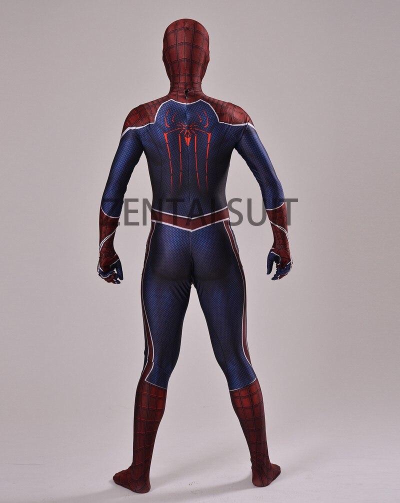 Spiderman կոստյումներ երեխաների համար / - Կարնավալային հագուստները - Լուսանկար 6