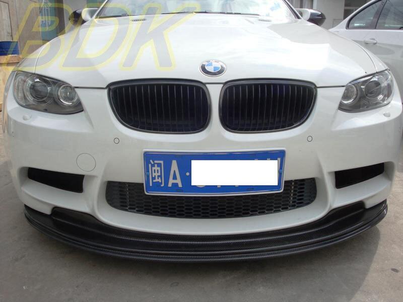 E92 M3 Carbon Front lip GTS Style E90 M3 E93 M3 Front Bumper Lip Spoiler CF M3</fo
