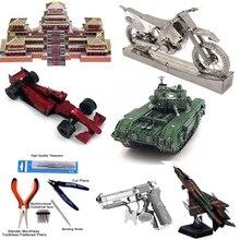 Make High-quality Beretta 92 Gun Weapon Metal Puzzle 3D