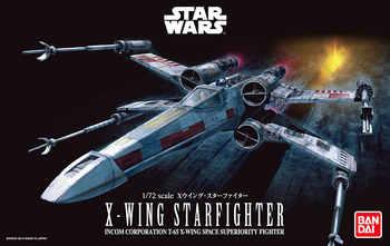 1/72 BANDAI Star Wars X Wing Star Fighter (Plastic model) model hobby - SALE ITEM Toys & Hobbies
