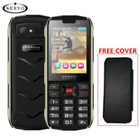 SERVO H8 Quad Sim Cell Phone Quad Band 2 8 Inch 4 SIM Cards 4 Standby