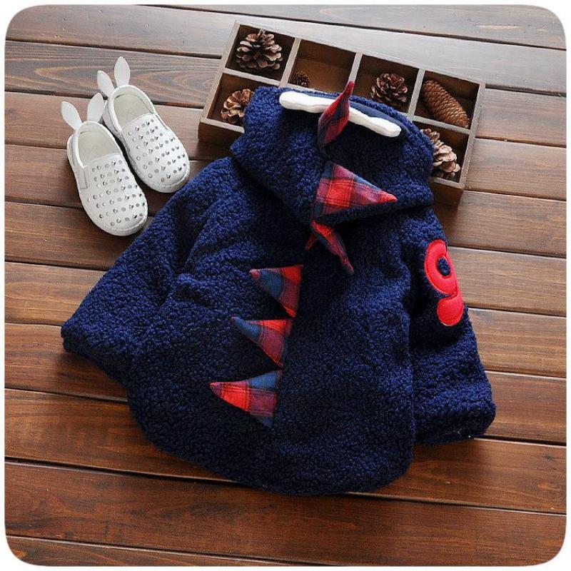 2018 Baby Boy κορίτσια παλτά μπουφάν μωρό - Παιδικά ενδύματα - Φωτογραφία 2