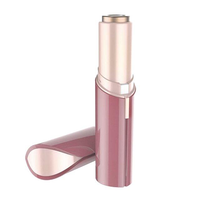Mini Elektrische Body Facial Hair Remover Razor Depilator Defeatherer Mode Bikini Body Gezicht Nek Been Ontharing Tool Epilator