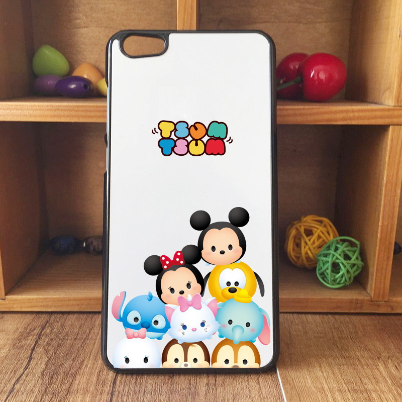 Cartoon Mickey Minnie Wall Stickers For Kids Rooms Nursery Children Room Home Cup Box Computer Decor Wall Decal Art poster Mural