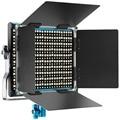 Neewer Metallo Bi-color LED Video Luce per Lo Studio/YouTube/Fotografia/Video Ripresa Durevole Struttura In Metallo dimmable 660 Perline