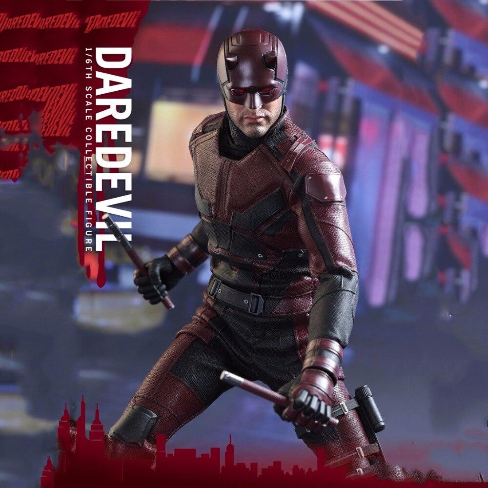 1/6 Scale Figure Movie TMS003 Daredevil 1/6th scale super guts daredevil dare Collectible Figure Specification daredevil volume 1