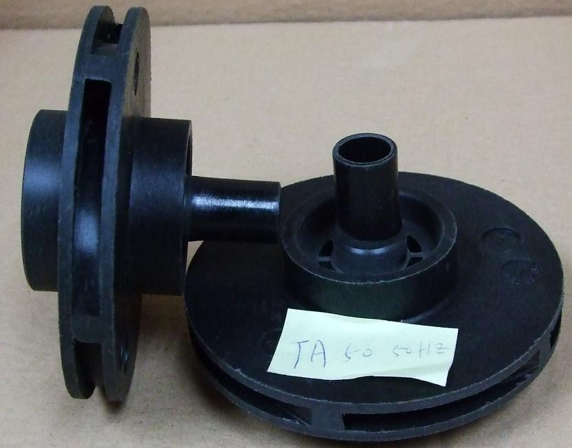 LX hot tub JA50 circulation pump Impeller TDA50 spa pump Impellor lx tda200 spa pump impeller and hot tub pump impeller for tda200 avaliable for 50hz an 60hz