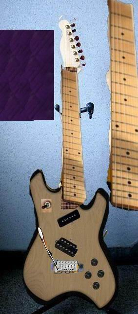 CUSTOM ELECTRIC GUITAR made of Ash body and Mahogany neck and Maple fretboard In PURPLE white tiger pattern 3a grade maple veneer lp style electric guitar diy kit african mahogany okoume body neck rosewood fretboard