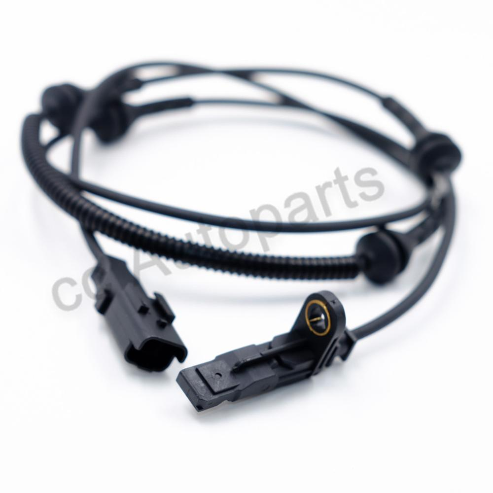 Image 3 - Front L/R ABS Wheel Speed Sensor For CITROEN C6 PEUGEOT 407 4545.G6 4545.A9 4545G6 4545A9 9642687580 0986594520 S119290001Z-in ABS Sensor from Automobiles & Motorcycles