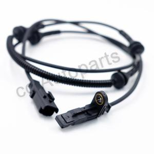 Image 3 - Front L/R ABS Wheel Speed Sensor For CITROEN C6 PEUGEOT 407 4545.G6 4545.A9 4545G6 4545A9 9642687580 0986594520 S119290001Z