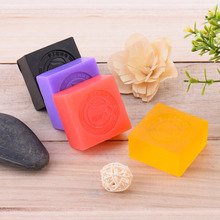 Natural Active Enzyme Whitening Essential Oil Facial Clean Soap Acne Treatment Blackhead Remover Oil Control Handmade Face Soap