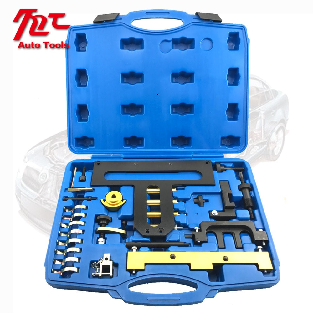 Changing Timing Chain Engine Tool Engine Camshafts Timing Locking Tool BMW N42 N46 N46T E87 E46 E60 E90 dnj engine components tk1123 timing kits