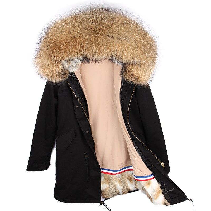 Col Capot Lapin 9 D'hiver 4 Furtjy 7 11 14 Fourrure Veste Réel 16 1 5 8 Long Naturel Doublure Raton Laveur 12 2 De 2018 15 Streetwear Manteau Femmes Parka 3 13 6 10 I7mYfb6vgy