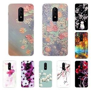 OnePlus 6 Case,Silicon Full fl