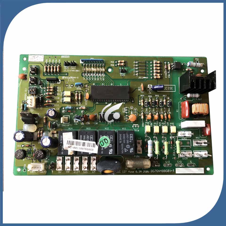 90% new for air conditioning Computer board BG76N488G01-T BG76N488G01 control board90% new for air conditioning Computer board BG76N488G01-T BG76N488G01 control board