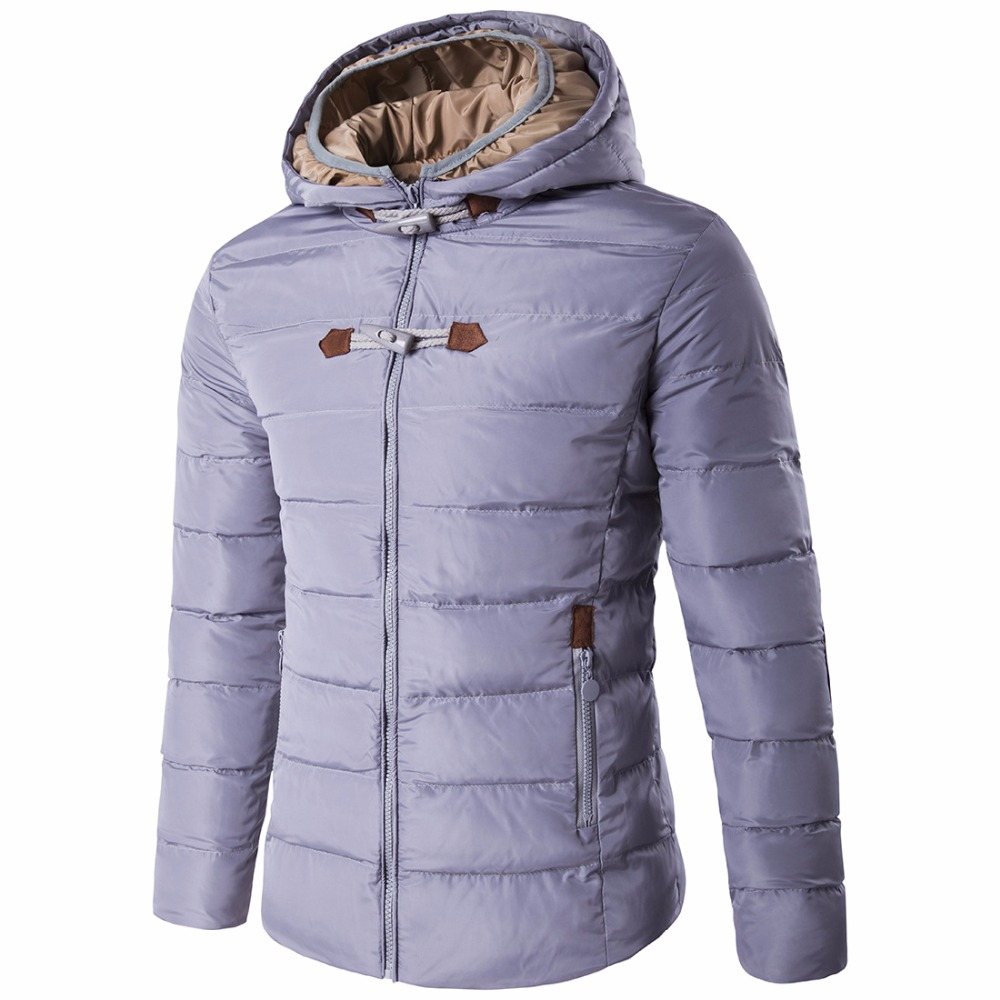 цены на 2016 New Winter men 's hooded Coat cotton high-quality waterproof thickening Man Parkas warm cotton padded Coat D016 в интернет-магазинах